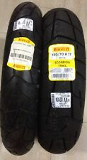 COPPIA GOMME PIRELLI SCORPION TRAIL 110/80-19 150/70-17 BMW GS 1100 1150 1200