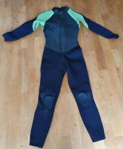 Full-length child's Tribord wetsuit 10-12 years