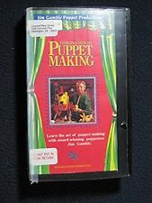 Introduction to Puppet Making [VHS Tape] [1992]