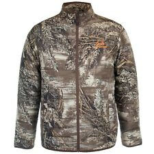 3XL Realtree Mens Puffer Insulated Jacket Realtree Max1 XT Water Repellent