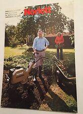NORLETT  TillerMates Rotavator Well Illustrated Original 1970s Sales Brochure