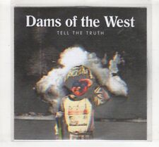 (HM194) Dams Of The West, Tell The Truth - 2016 DJ CD