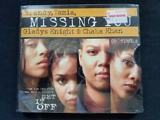Tamia : Missing You CD Factory Sealed Ships in 24 hours!