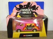 Chevrolet Charlie's Angels Van - Corgi CC87501 in Box *45346