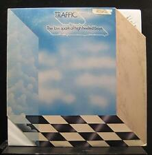 Traffic - The Low Spark Of High Heeled Boys LP Mint- SW-9306 LA Vinyl Record