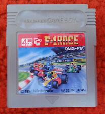 Nintendo Game Boy. F-1 Race. DMG-F1A