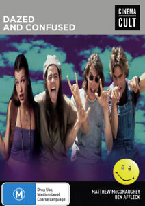 DAZED AND CONFUSED (CINEMA CULT) (1993) [NEW DVD]