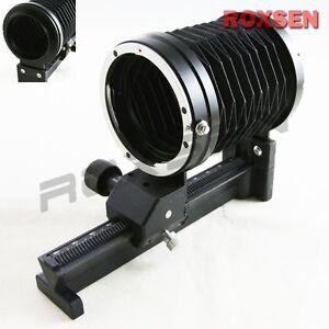 Macro Extension Bellows Tube for CANON EOS EF Mount Camera 5D III 70D 700D 1100D