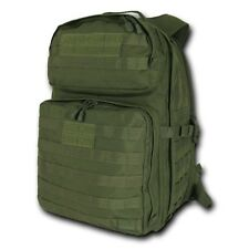 Olive Lethal 24,1 Day Assault Tactical Pack Bag Military Army Hiking Backpack