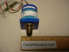 Bourns pressure transmitting switch for vacuum # 80294-2005561034/ 0-300 MM HG