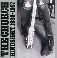THE CHURCH Hindsight 1980-1987 2CD BRAND NEW Compilation Steve Kilbey Best Of