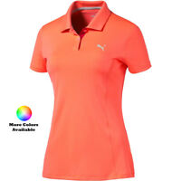 Puma Golf Women's Pounce Polo Shirt - Pick Size & Color