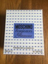 MOSCHINO TOUJOURS GLAMOUR PERFUMED BATH & SHOWER GEL 200 ml Bagnoschiuma