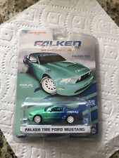 Greenlight Falken Tire Ford Mustang Promo From THE SEMA SHOW 2012