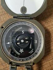 Brunton'S Surveying Compass Scientific Nautical Map Instrument.