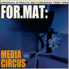 New: For.Mat: Media Circus Import Audio CD