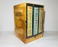 Limited Edition Pop Up Book Box Set Matthew Reinhart, Robert Sabuda Box Rare New