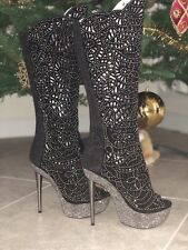 lady couture boots size6 NWT