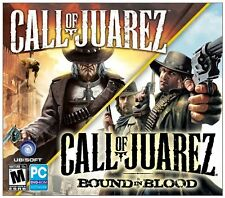 Call of Juarez Call of Juarez Bound in Blood PC Games Windows 10 8 7 XP Computer