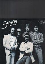 SPIRIT - farther along LP