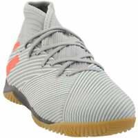 adidas Nemeziz 19.3 Indoor Mens Soccer Cleats     - Grey