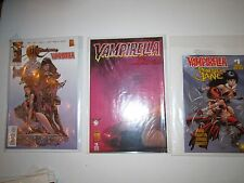 COLLECTION LOT OF 30 VAMPIRELLA COMIC BOOKS - DUPLICATES - EXCELLENT CONDITION