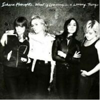 SAHARA HOTNIGHTS - WHAT IF LEAVING IS A LOVING THING  CD NEW!