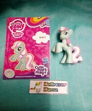 My little pony figure blind bag Minty with card 2''
