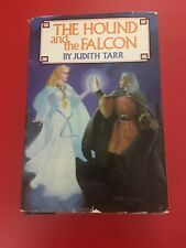 The Hound and the Falcon  by Judith Tarr BCE HC DJ