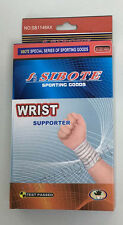 2x Wrist Support Compression Wrap Brace Elastic Bandage Strap Sports-AUS STOCK