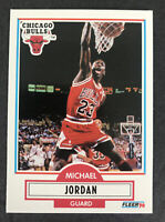 Michael Jordan 1990 Fleer #26 PSA 9-10? Great Centering and Sharp Corners