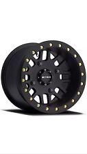 Method 406 Beadlock Wheels/Rims Black 14x8/14x10 Polaris RZR 1000 XP (4)