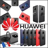 Etui Coque housse magnétique Finger Ring Case Cover HUAWEI Mate 20, Pro - Film