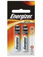 12 Pack Energizer Alkaline AAAA Batteries 1.5 v Replaces LR8D425 MN2500 2 Each