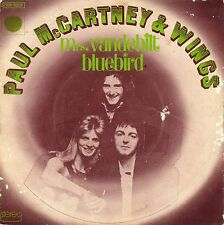 "7"" Paul McCartney & Wings (Beatles) – Mrs.Vandebilt // French 1974"
