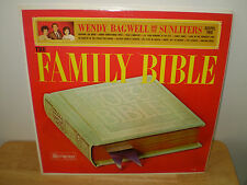 "WENDY BAGWELL AND THE SUNLITERS...""THE FAMILY BIBLE""......OOP GOSPEL ALBUM"