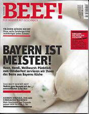 BEEF! Bayern ist Meister Heft Nr. 17 Ausgabe 5/ 2013 Neuwertig