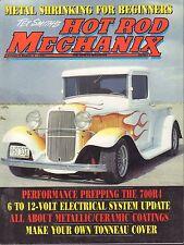 Hot Rod Mechanix Vol.5 No.3 1991 Metal Shrinking For Beginners 030117nonDBE