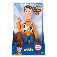 "Disney Pixar Toy Story 4 Woody 16"" Action Figure"