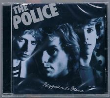 THE POLICE REGGATTA DE BLANC CD  SIGILLATO!!!