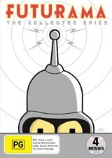 Futurama - Movie Collection, DVD