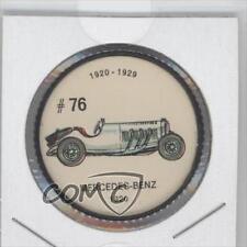 1961 Jello Picture Wheels Automobiles #76 Mercedes-Benz Non-Sports Card 1s8
