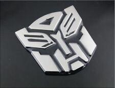 Protector 3D Logo Autobot Transformers Emblem Badge Graphics Decal Car Sticker P