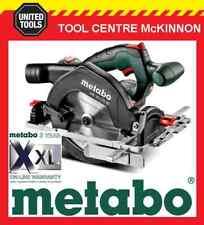 "METABO KS 18 LTX 57 18V LI-ION 6-1/2"" / 165mm CORDLESS CIRCULAR SAW – TOOL ONLY"