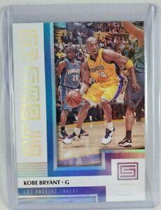 2017-18 Panini Status Kobe Bryant #6 Lakers