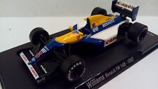 FOR026 1/43 WILLIAMS RENAULT FW 14B 1952