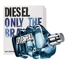 Sale Diesel Only The Brave 125 ml / 4.2 Oz Eau de Toilette Perfume Men Genuine