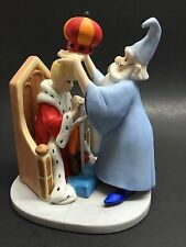 Disney Collection Magic Memories The Sword In The Stone Figurine #7,342/15,000