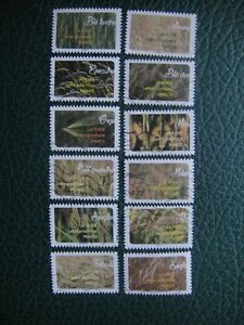 France 2017. Cereal Crops. Full Set Used.