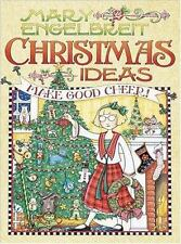 Mary Engelbreit Christmas Ideas Make Good Cheer Decoration Gifts Toys NEW $30